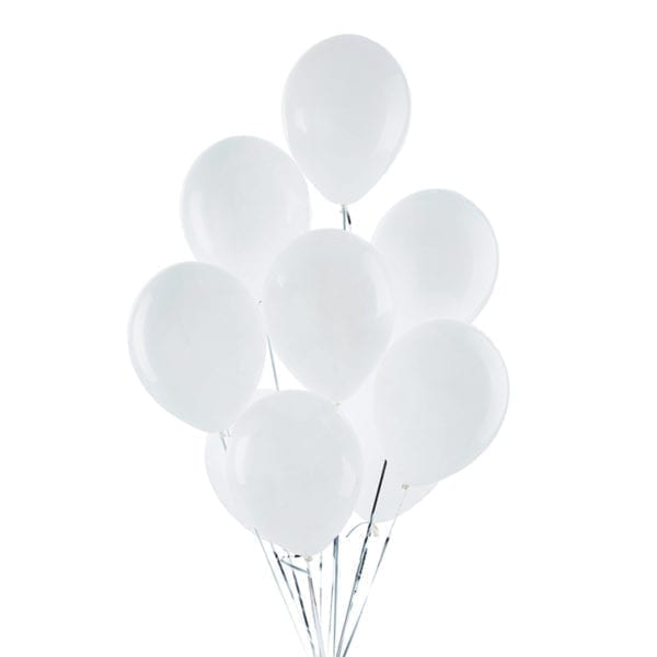 FUnlah balloon cluster bouquet Clear