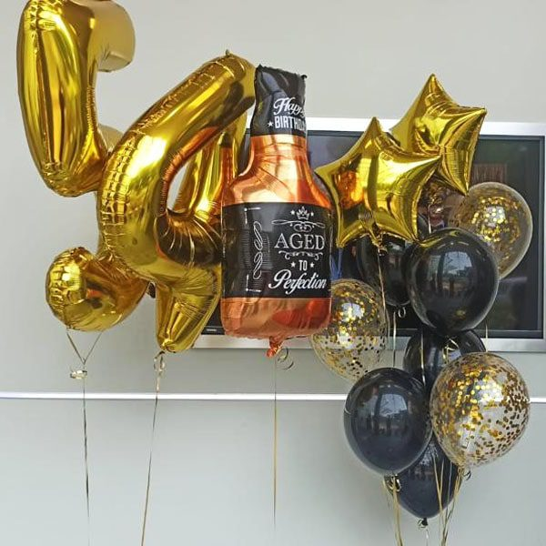 Age to perfection balloon package