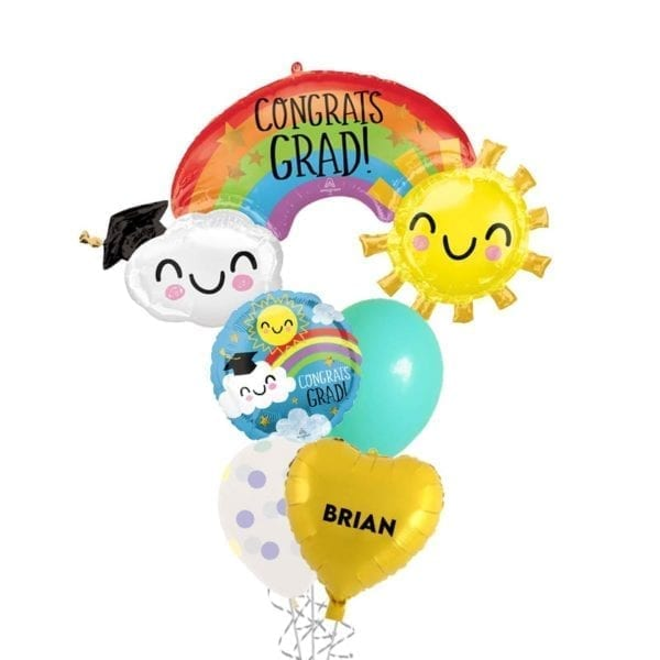 Congrats-Grad-Clouds-and-Rainbow-Balloon-Bouquet