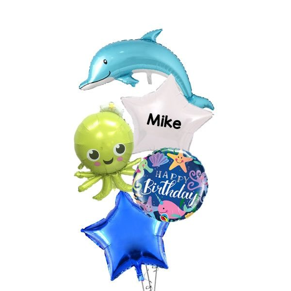 Octopus-and-Dolphin-Birthday-Layer-Balloon-Bouquet
